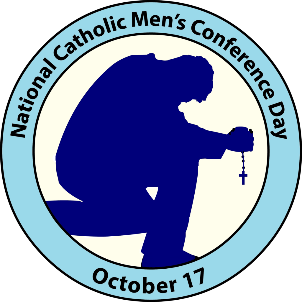 Official logo of Catholic Men's Conference Day